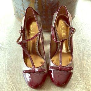 Stunning brand new Nicole Miller heels.